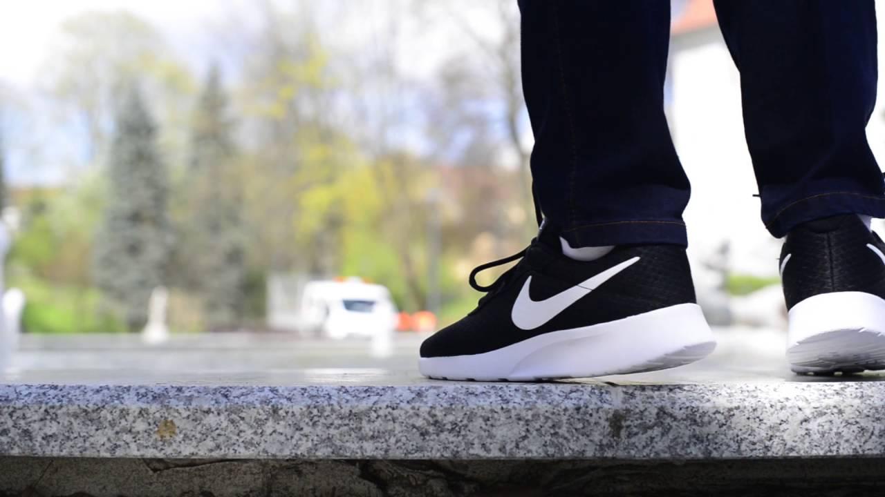 Nike Tanjun - Sportowysklep.pl - YouTube e06c062d4