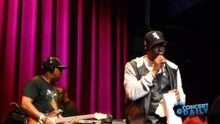 "Jodeci performs ""Come And Talk To Me"" Live at The Fillmore Silver Spring"