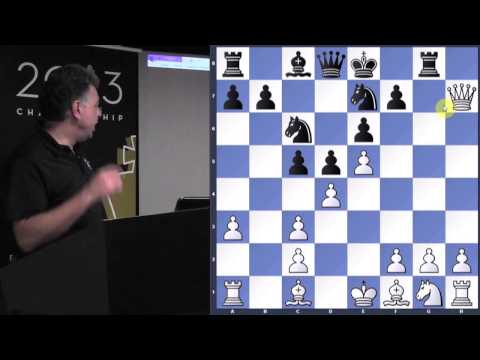 Opening Problems | Scotch | French | King's Indian - GM Yasser Seirawan