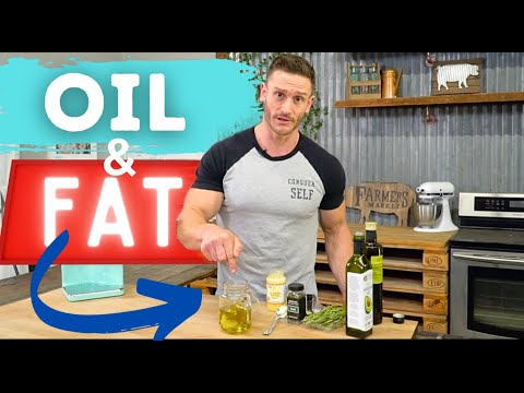 Mix These Oils & Fats for Better Fat Loss