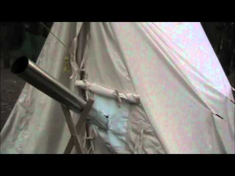 Canvas Wedge Tent Video & Canvas Wedge Tent Video - YouTube