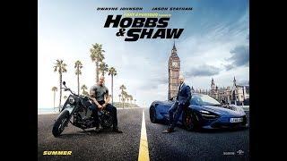 ФОРСАЖ: ХОББС И ШОУ   Трейлер 3 в кино с 1 августа