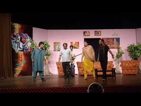 CD 1 R.pindi  Arts council best comedy drama. Shahid bhola and Hameed babbar beat all comedy records