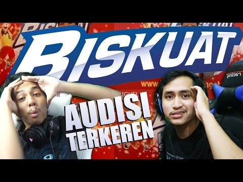 AUDISI ARTIS BISKUAT TERKEREN ABAD INI - REACTION TIME WITH FANDRA OCTO