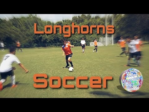 Longhorns Soccer Highlights (Houston, Texas)