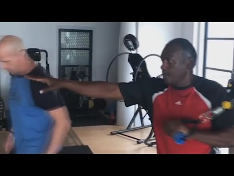 Vijay Singh's new and dynamic workout routine