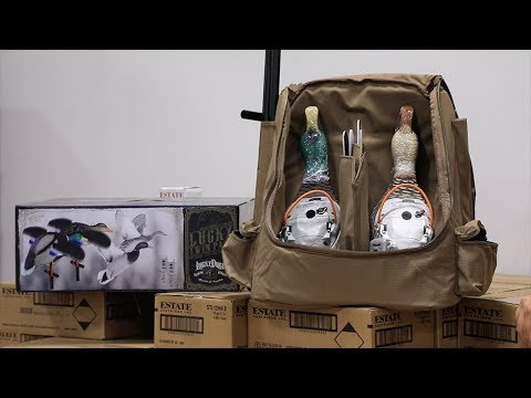 Rogers Double Spinning Wing Decoy Bag