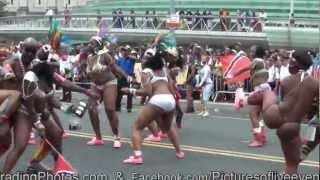 Sesame Flyers Rude Girls 2012