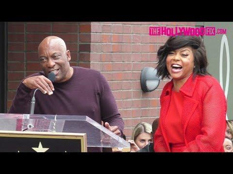 John Singleton Speaks At Taraji P. Henson's Hollywood Walk Of Fame Ceremony 1.28.19 Mp3