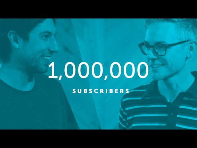 1 Million Subscriber Video