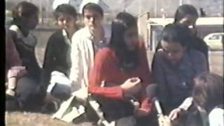 March 8, 1979 Iranian Women March Against Hijab and Islamic Laws