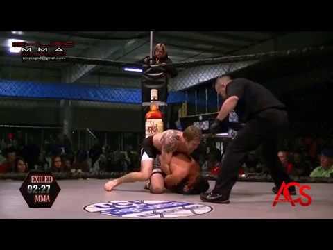 ACSLIVE.TV Present's Exiled MMA Xabien Burden Vs Joel Paasch