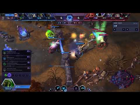 Why the Pros pick Abathur (a strategic hero guide with pro gameplay)
