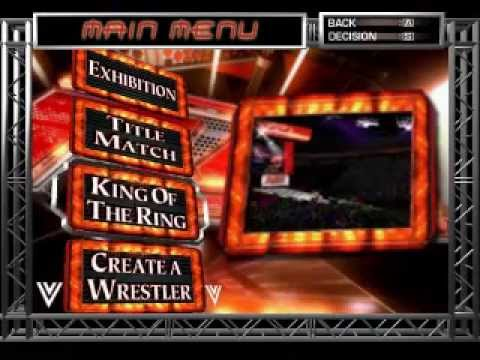 WWE Raw - Ultimate Impact PC Game character