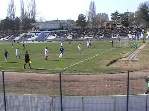 Delta Tulcea - Dinamo II 2-1 part 1