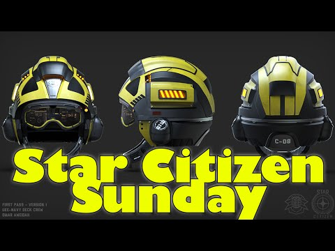 Star Citizen Sunday - NPC Helmets & Ship Roles, Star Marine Update + More News Info