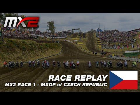 MXGP Of Czech Republic 2019 - Replay MX2 Race 1 #Motocross