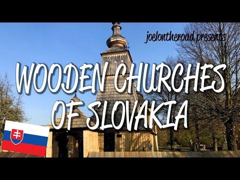 Wooden Churches of the Slovak Carpathians - UNESCO World Heritage Site