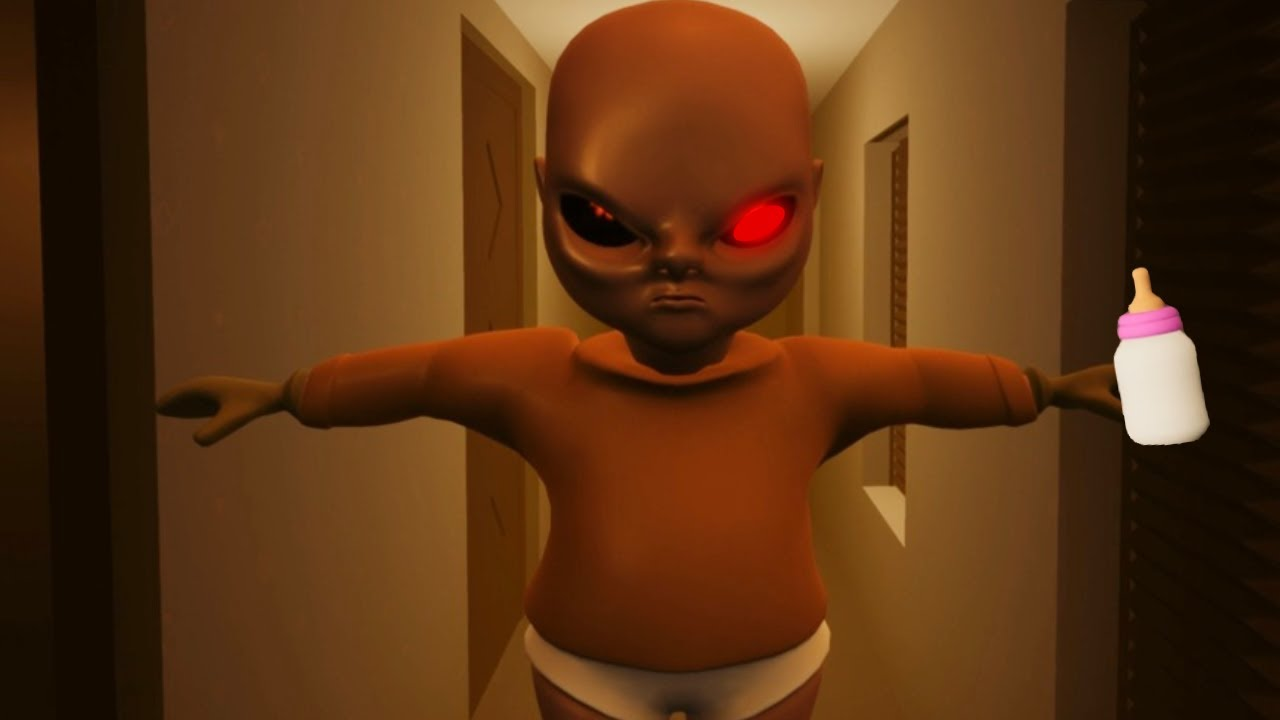 """""""悪魔に取り憑かれてる超能力を持った赤ちゃんをお世話する""""ホラーゲームが想像を絶する怖さだった・・"""