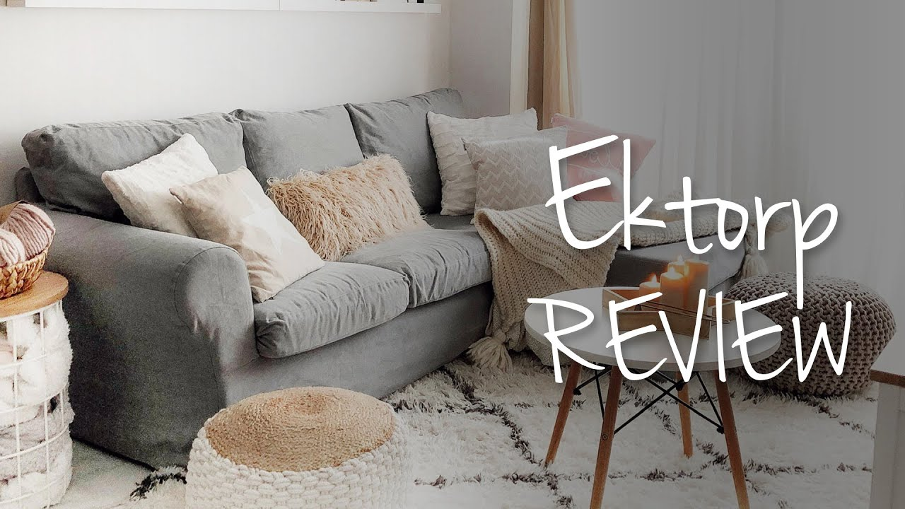 IKEA Ektorp Sofa Review  The Most Popular Couch Around The World ?