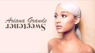 Ariana Grande • Sweetener (Album Megamix)