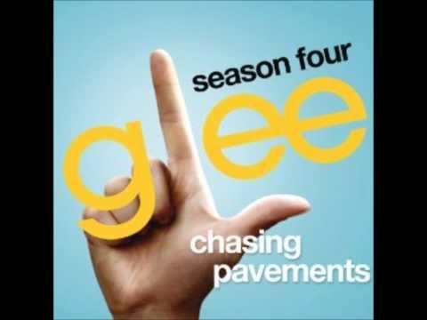 Glee - Chasing Pavements [Download + Lyrics]