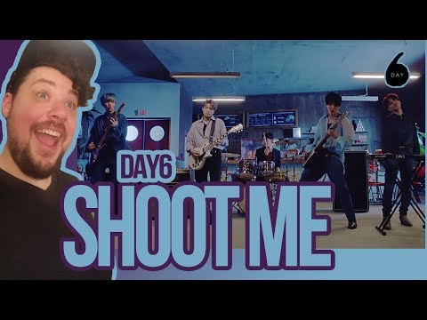 Mikey Reacts to Day6 'Shoot Me'
