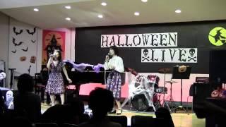 2013年10月27日 新響楽器オーパスホールにてハロウィンライブに...