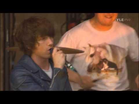 Arctic Monkeys - Pretty Visitors - Live @ Roskilde Festival 2011 - HD