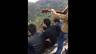 Thu Cuối (trên đỉnh núi) - Guitar Family TNUT