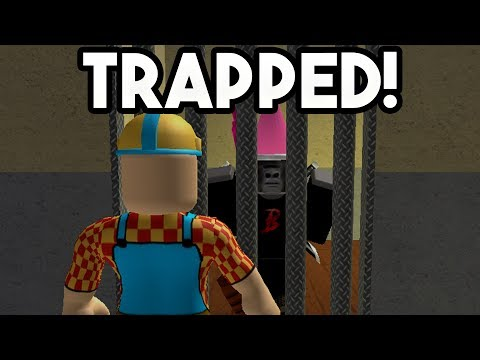 TRAPPED?! | ROBLOX: Flee the Facility