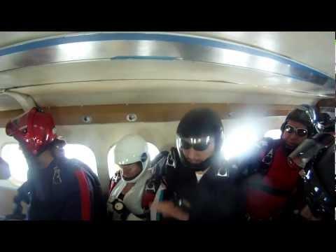 Skydive Dallas - Tracking Dive