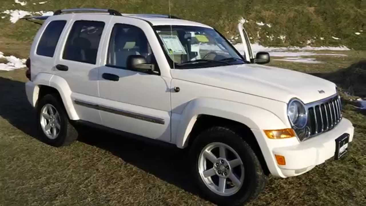 Used Jeep Liberty For Sale >> 2006 Jeep Liberty Limited 4WD, Used car sale Maryland ...