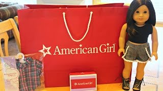 Opening American Girl Doll HAUL | NEW DOLL & MIX and MATCH!