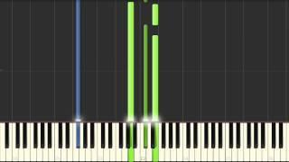 Beyoncé - Heaven piano tutorial cover lesson