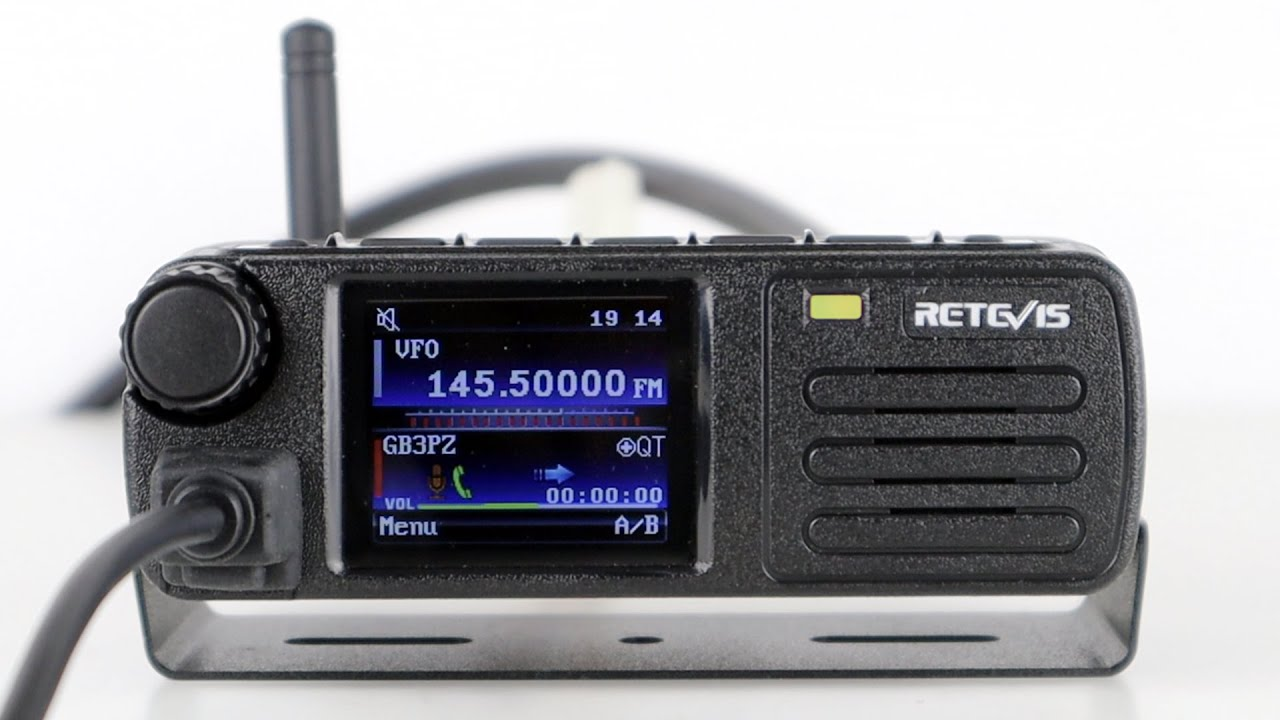 Retevis RT73 - The Best Budget Mobile DMR Radio