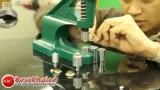 Пресс для установки фурнитуры BHP-1 Aurora(, 2013-02-08T10:40:09.000Z)