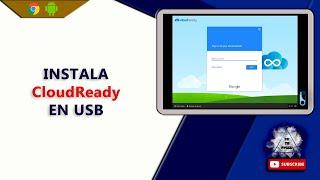 Cómo instalar CloudReady en USB y úsalo en cualquier PC | Basado en Chromium OS | Estable 2020