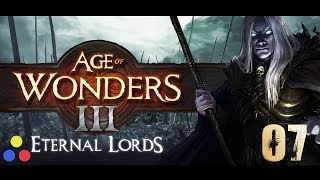 Age of Wonders III - Eternal Lords | Warlord Humans - Let's play | Episode 7 [Annoyed]