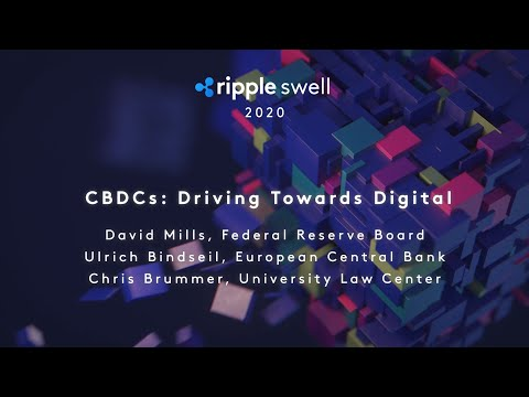 Central Bank Digital Currency (CBDC) Panel with Federal Reserve Board and European Central Bank