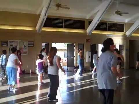 ZUMBA Que te Mueve - Move It Kauai Style