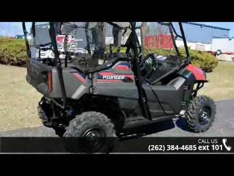 2017 Honda Pioneer 700-4 - Action Power Sports - Waukesh...