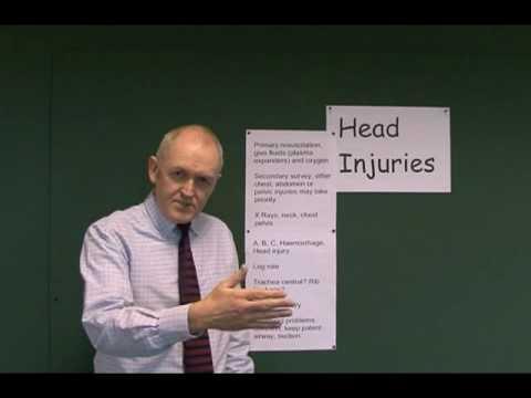 Head Injuries Part 2