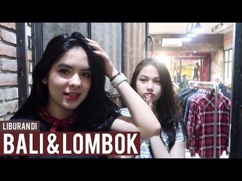 Steffi Zamora VLOG - Di Stop Polisi Lombok