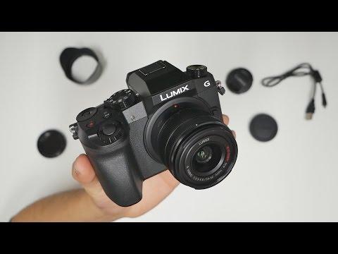 Panasonic Lumix G7 - The Best 4K Camera That Runs The Show!