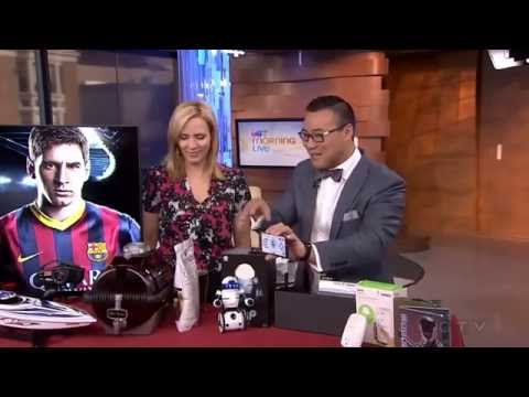 Father's Day gift ideas 2014 with CTV Morning Live Vancouver