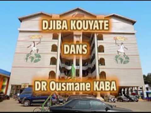 DJIBA KOUYATE DR Ousmane KABA