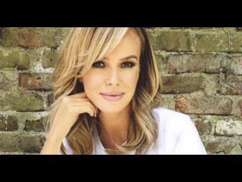 Amanda Holden Releasing Debut Single Over The Rainbow To
