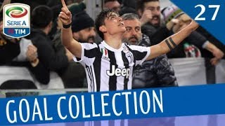 GOAL COLLECTION - Giornata 27 - Serie A TIM 2017/18