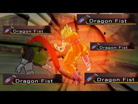 [TAS] DBZ Budokai 3 - Cell Games Tournament Goku (No Damage)